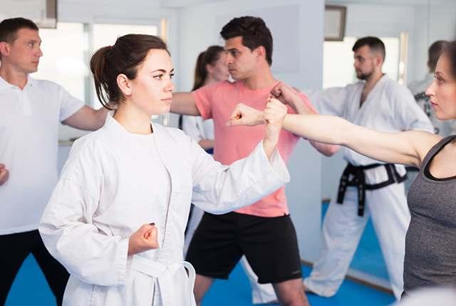 Noexperienceneeded, Sanchin Karate Dojo San Antonio, TX