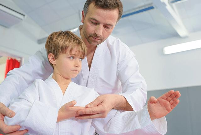 Familyma, Sanchin Karate Dojo San Antonio, TX