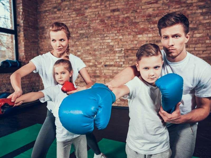 Familymagroup, Sanchin Karate Dojo San Antonio, TX
