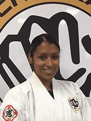 Sensei Sierra Luna Sanchin Karate, Sanchin Karate Dojo San Antonio, TX
