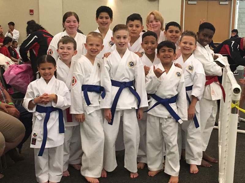 State Tournament 2017, Sanchin Karate Dojo San Antonio, TX
